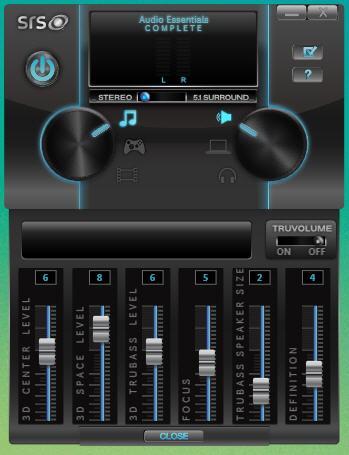 srs hd audio lab gold full crack