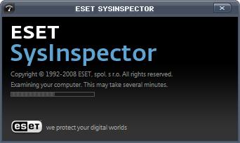 SysInspector Logo