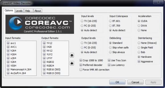 CoreAVC 2.51