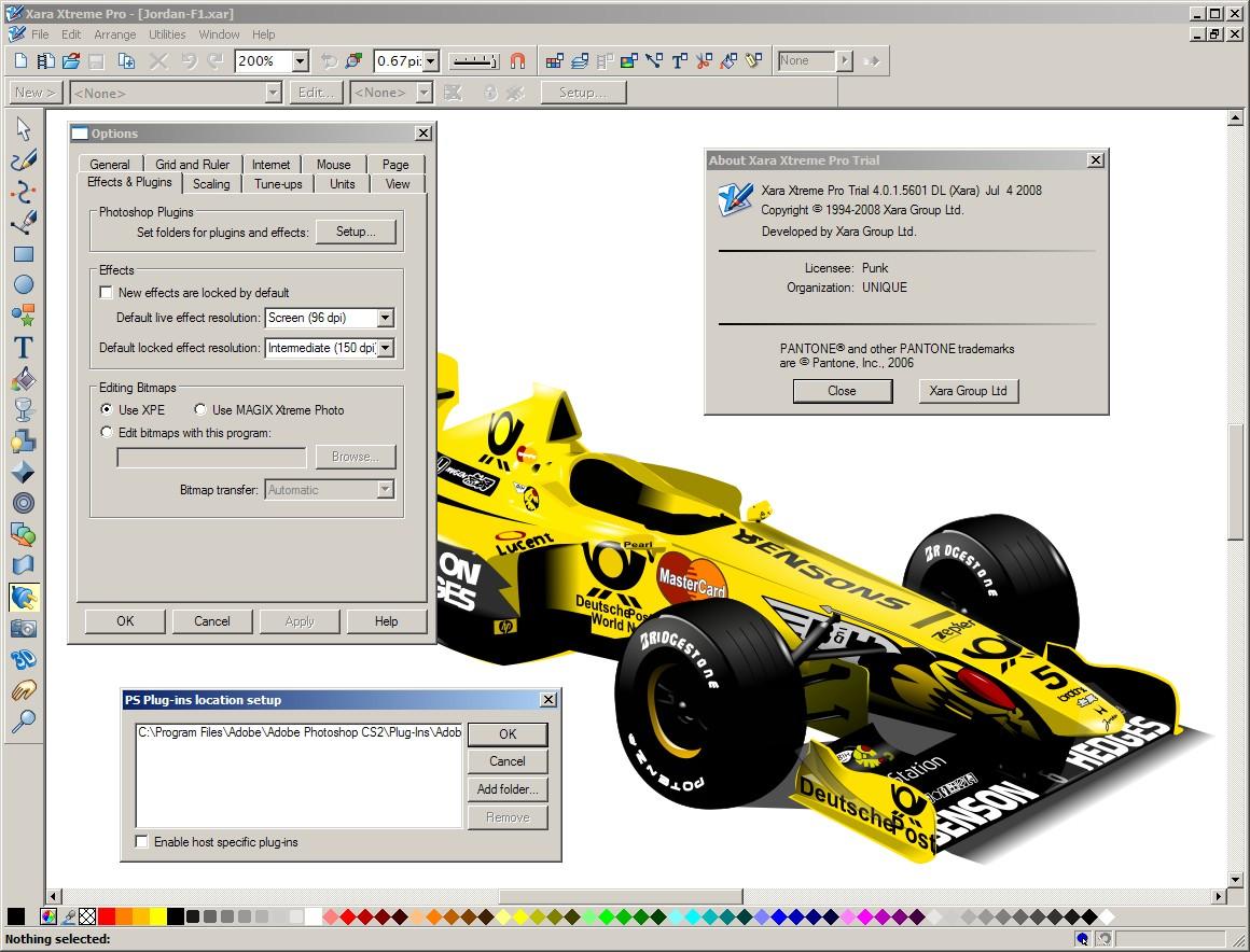 Xara xtreme pro v4 0 4916 with keygen